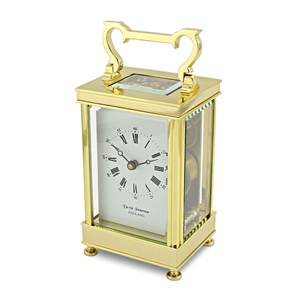 Captains Clock - 8 day Mechanical Carriage Clock DP/CC