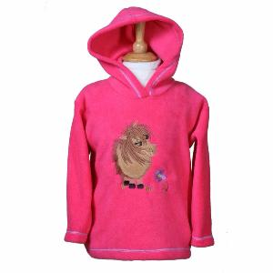 Kids Cuddle Pony Hoody