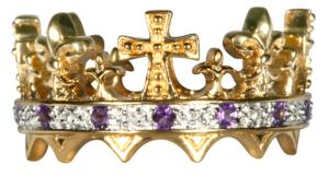 Prince of Wales 1911 crown- Medium