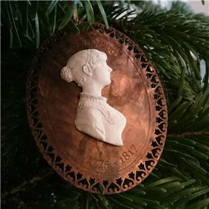Jane Austen Limited Edition Decoration
