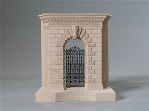 Royal Academy of Arts - London - Model of the Doorway