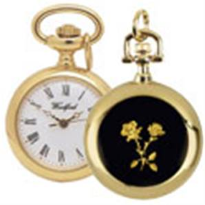 Woodford Ladies Pendant Watches with Chains