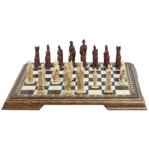 Mini Roman Chess Set King Height 3
