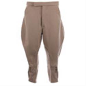 Traditional Cut Gents Hunting Breeches in Bedford Cord
