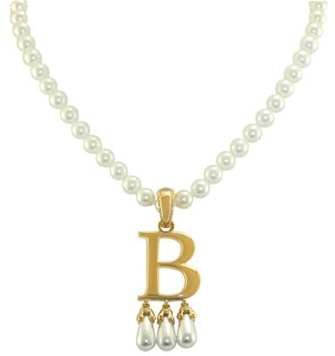 Anne Boleyn initial necklace - gold plated any initial