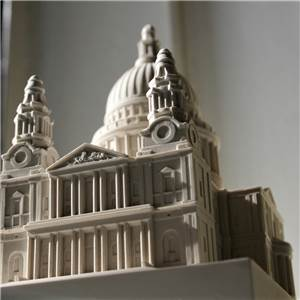 NEW model of St Paul's Cathedral - London £40.00