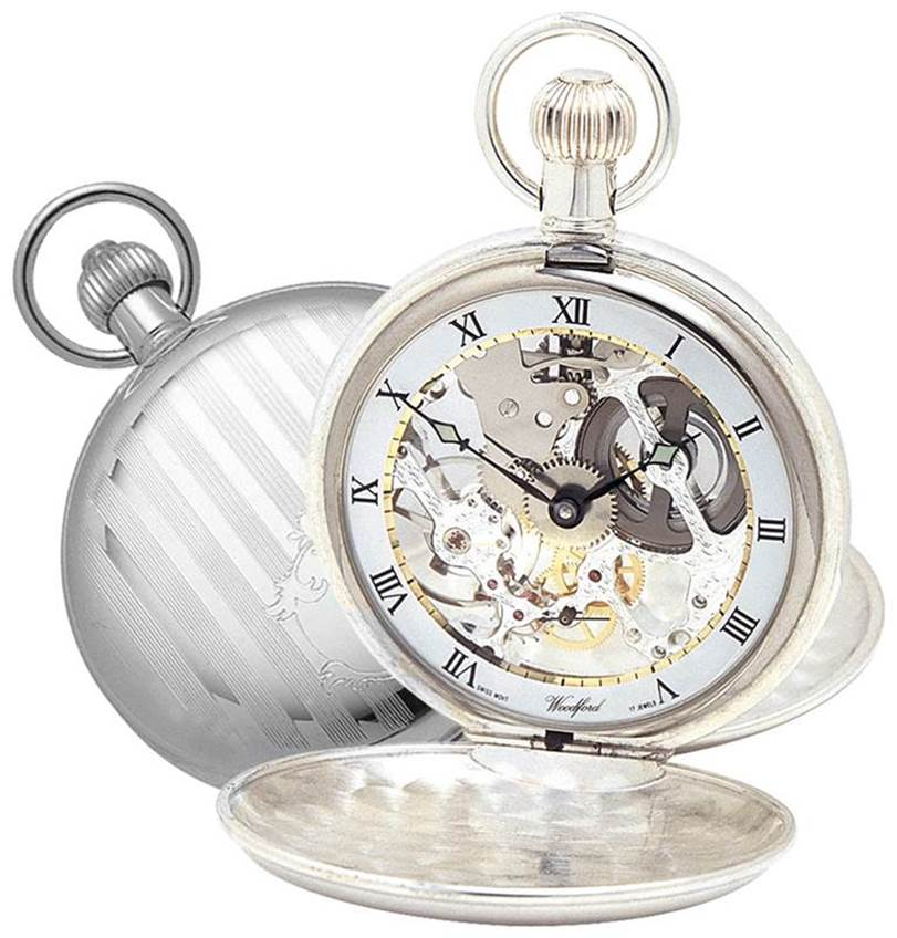 Pocket Watches from Distinctly British