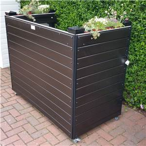 Plastic Wipe Clean Wheelie Bin Screens