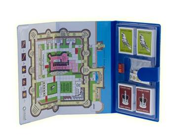 Travel Outrage! - the Board Game of the Tower of London