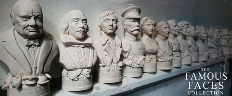 Historical Busts