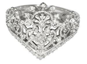 Tiara Ring No. 1 Swarovski- Medium