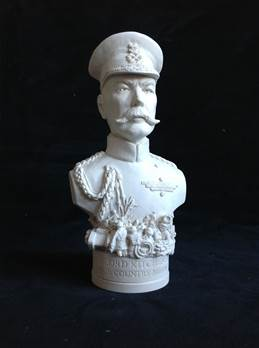 Bust of Lord Kitchener